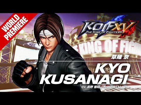 The King of Fighters XV : KYO KUSANAGI?Character Trailer #6 (4K)