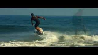Aquila : The new water sport. Electric Powered Motor Board