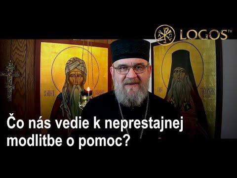 OTCOVIA PÚŠTE (251) - Sv. Izák Sýrsky - Naliehavá modlitba