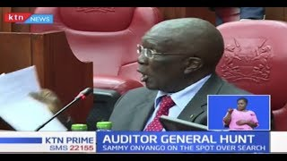 AUDITOR GENERAL HUNT: Former Deloitte EA CEO Sammy Onyango accused of creating constitutional crisis