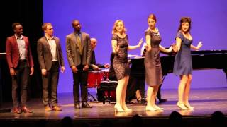 Let's Do It (Let's Fall in Love) - University of Michigan - Cole Porter