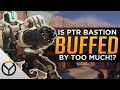 Overwatch Bastion Buffed TOO MUCH  Meta Discussion