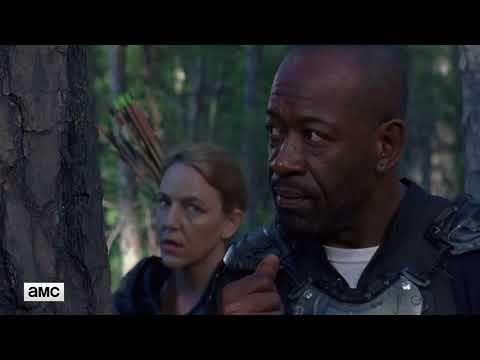 The Walking Dead 8.02 Clip