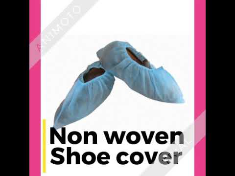 LDPE Disposable Shoe Cover