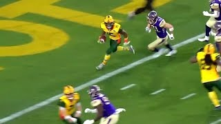 Rashad Ross Runs Into Own Endzone For Safety   AAF Week 4