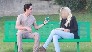 FRENCH RAPPER HELPS ME PICK UP A FAME DIGGER (Fame digger prank)