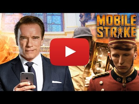 Commercial for Super Bowl 50 2016, and Mobile Strike (2016) (Television Commercial)