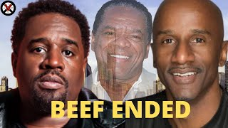 Damon Williams Speaks On How The Loss Of John Witherspoon Began The END OF The Corey Holcomb BEEF!