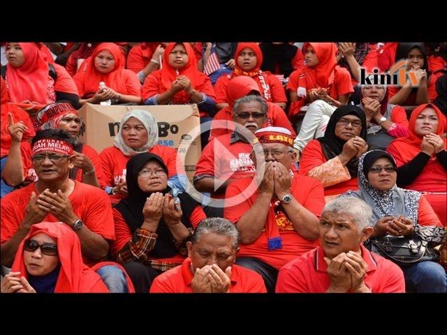 Himpunan 16 September berjaya, lebih 250 ribu hadir