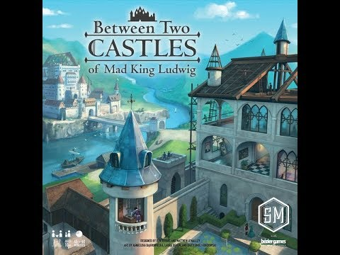 Between Two Castles of Mad King Ludwig - A Forensic Gameology Review