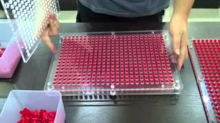 400pcs Manual capsule filling machine