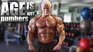 Age Is Just Number!! l Oldest Bodybuilder Ever l It Is Never Too Late