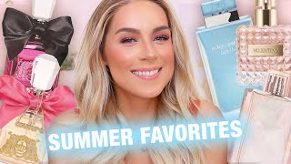 TOP 5 SUMMER PERFUMES For Women (2019)
