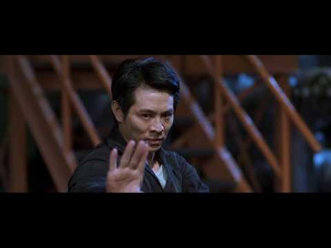 Fantastic final fight of Jet Li in - the one - Part 2