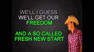 """OFF THE RECORD"" BY AARON WATSON (KARAOKE COVER)"