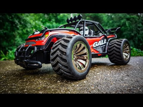 VATOS RC Car System Off Road 1:16 Review and How to