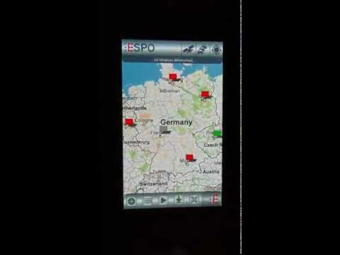 Video of ESPO Free - Route Planner