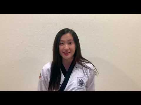Trinity Wong - Elite athlete Sky USA team Member