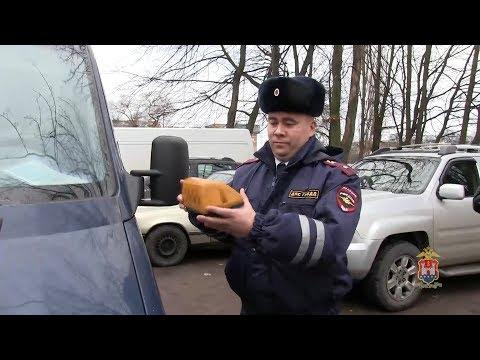 В Калининграде инспекторы ГИБДД задержали водителя нелегальной маршрутки