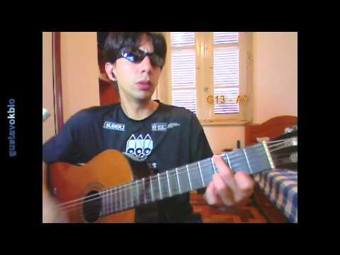 Weezer - Run Away [HOW TO PLAY]