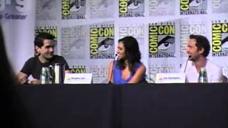 SDCC 2012 Being Human Panel 12 - BeingFans