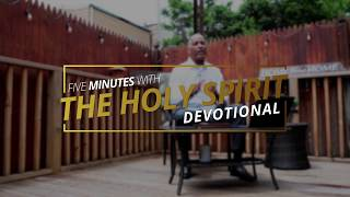 5 Minutes With The Holy Spirit Devotional (How To Overcome Bad Dreams #3) Prophet Ed Citronnelli