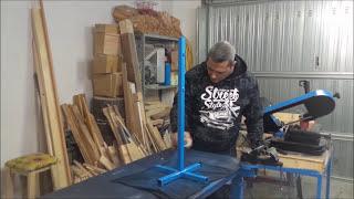 Sgabello da officina fai da te homemade workshop stool Самые
