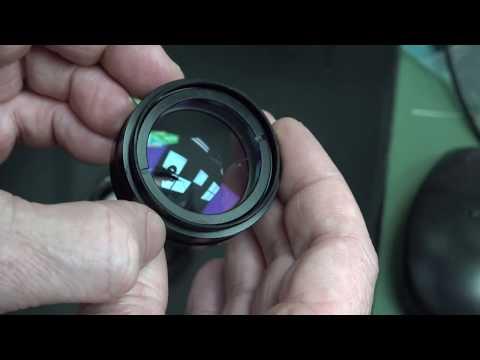 EEVBlog #1143 - Eakins Microscope Barlow Lenses
