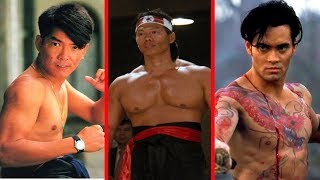 20 Kung Fu Stars , Then and Now