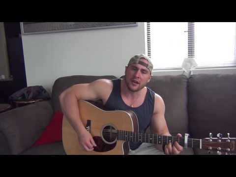 Kane Brown Used to Love You Sober (Cover Derek Allan) Acoustic