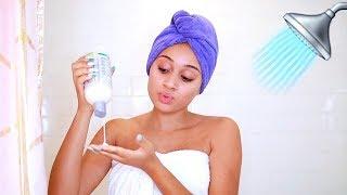 My Shower Routine! (Feminine Hygiene, Hair Care, more)