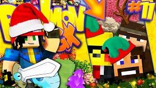 TEAM RENNE Vs TEAM ELFI!!! NASCONDINO DI NATALE - Minecraft ITA - PIXELMON GX #11