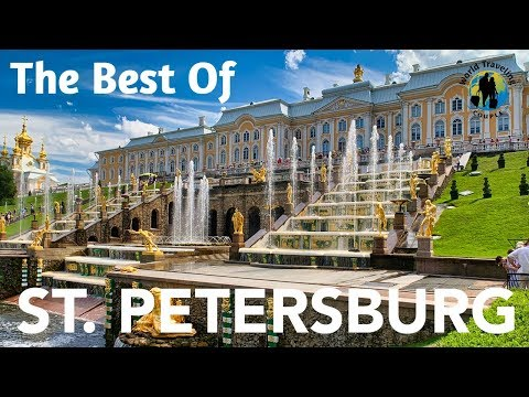 The BEST of St Petersburg, Russia