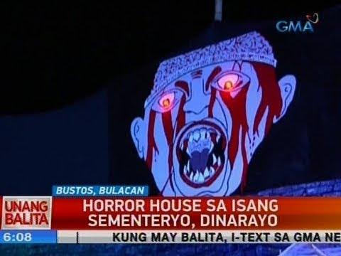 [GMA]  UB: Horror house sa isang sementeryo, dinarayo