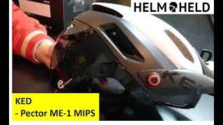 KED - Pector ME-1 Mips - vorgestellt - powered by helmheld.de