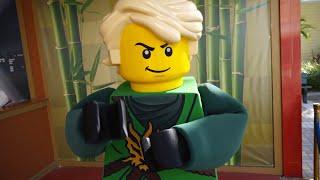 We Went To LEGO Ninjago Days At LEGOland Florida!   Eating Ninja Food, Live Music & Meeting A Ninja!