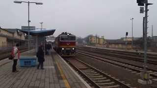 preview picture of video 'ČD 754.049 Kroměříž'