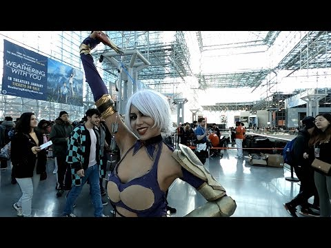Anime NYC 2019 Vlog with GoPro MAX