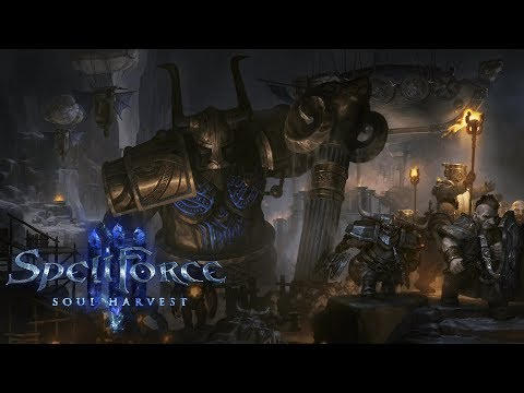 SpellForce 3: Soul Harvest - Faction Trailer - Dwarves