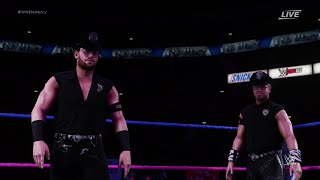 WWE 2K18: Breezango Full Ring Entrance Video!