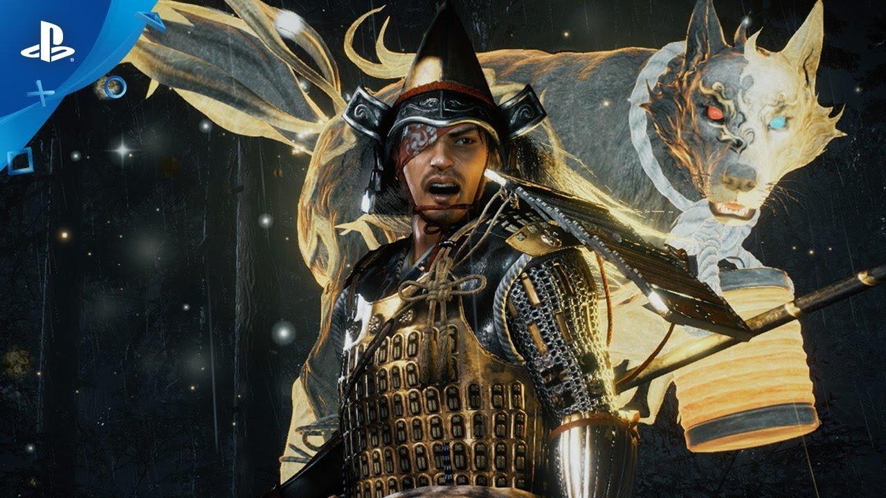 Mythical Yokai Abound in New Nioh 2 Gameplay Trailer
