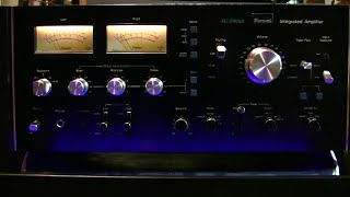 Sansui AU 20000 Integrated Amplifier -Thriller - Michael Jackson