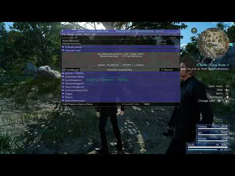 Lag'' Spikes [Unstable FPS] :: FINAL FANTASY XV WINDOWS EDITION