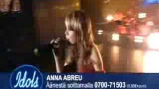 Anna Abreu - Jumala