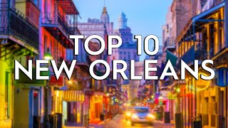 ✅ TOP 10: Things To Do In New Orleans