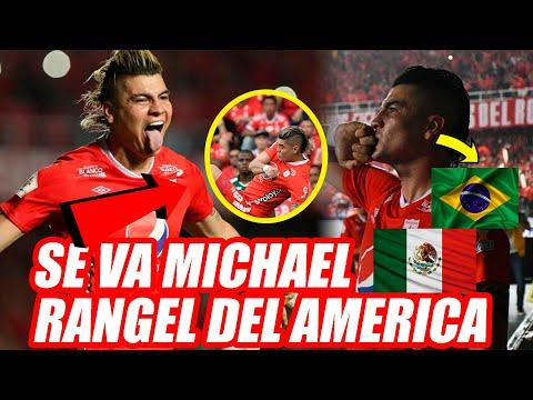 SE VA MICHAEL RANGEL DEL AMERICA DE CALI, Mexico o Brasil seria su destino, America vs Junior Final