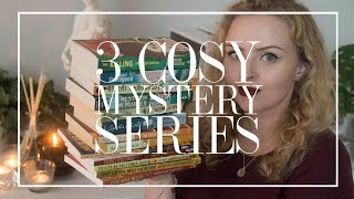 3 Cosy Mysteries Series I Adore | The Book Castle | 2019