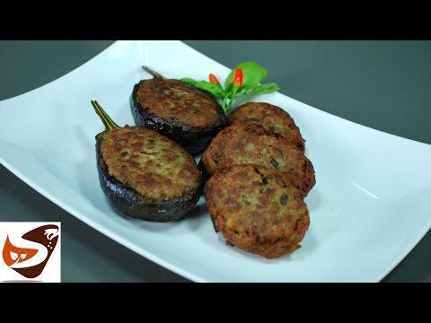 , title : 'Melanzane ripiene: semplici e buonissime - ricette estive (eggplant meatballs recipe)