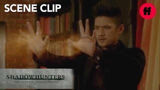 Shadowhunters | Season 2, Episode 8: Magnus Finds Iris | Freeform