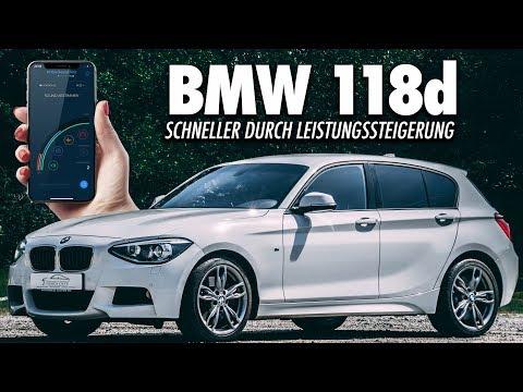 SCHNELL! BMW 118D Leistungssteigerung (Tuning) | Acceleration Cete Automotive